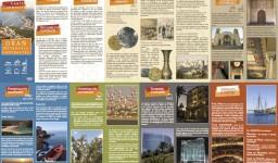 Une brochure touristique sur Oran