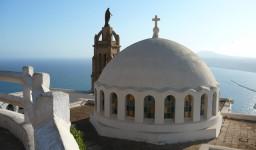 La chapelle de Santa Cruz
