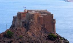 Le fort de Santa Cruz
