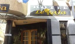 L'hôtel Le Raja
