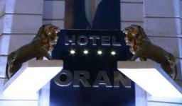 L'hôtel Oran Center