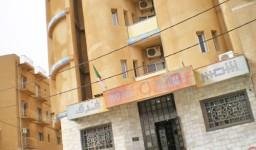 L'hôtel Shems à Aïn El Turk