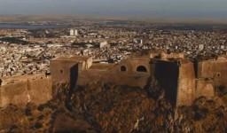 Oran, vue du ciel HD