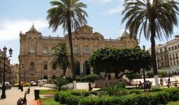 L'hôtel de ville d'Oran
