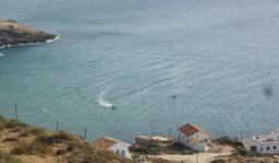 La plage de la Madrague à Aïn El Turk