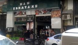 Le restaurant Bab Errayane