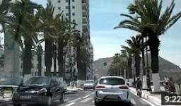 Visite de la ville d'Oran en vidéo HD